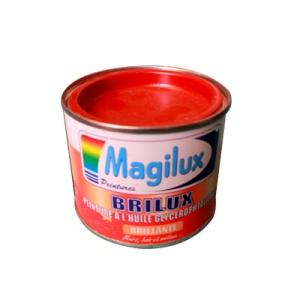 Peinture Orange Brilux brillant - 200g