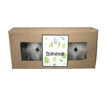 Green and Co - Bougie pm Bohème (kininipotsy + ylang ylang)