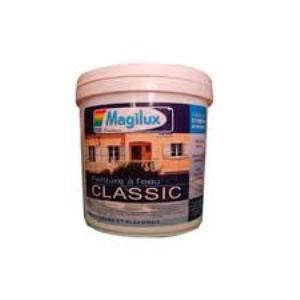 Magilux-Peinture Blanc classic extérieur - 25kg