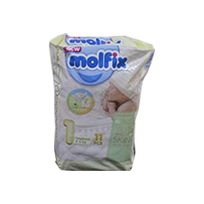 Molfix - Couche newborn - 11 pièces