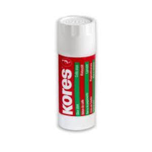 Kores - Bâton de colle blanche - 40g