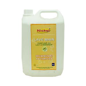 Nickel - Lave main Lait Amande - 5L