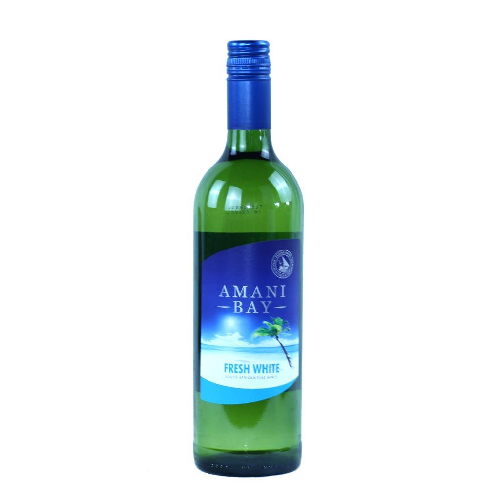 Amani Bay - Vin Blanc - 75CL