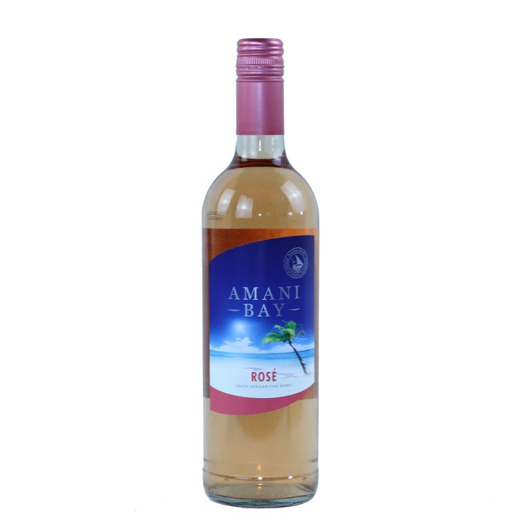 Amani Bay - Vin Rosé - 75cl