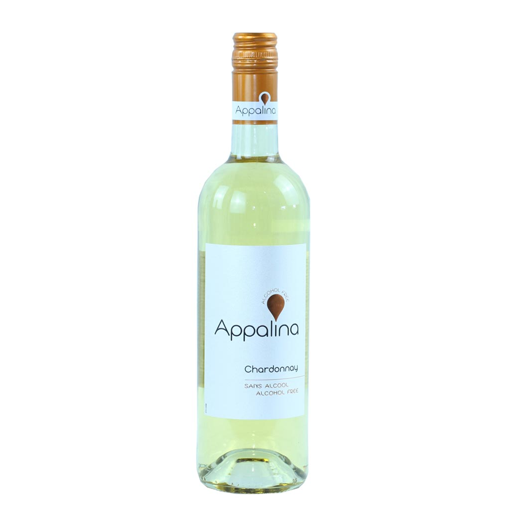Appalina Chardonnay-vin blanc-75cl