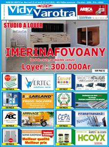 VIDY VAROTRA 21-04-2021