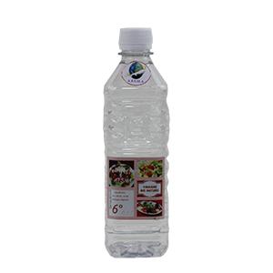 Afsha - Vinaigre bio naturel - 0,5L