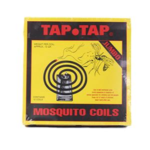 Tap tap - Bobines anti-moustiques - 10 pièces