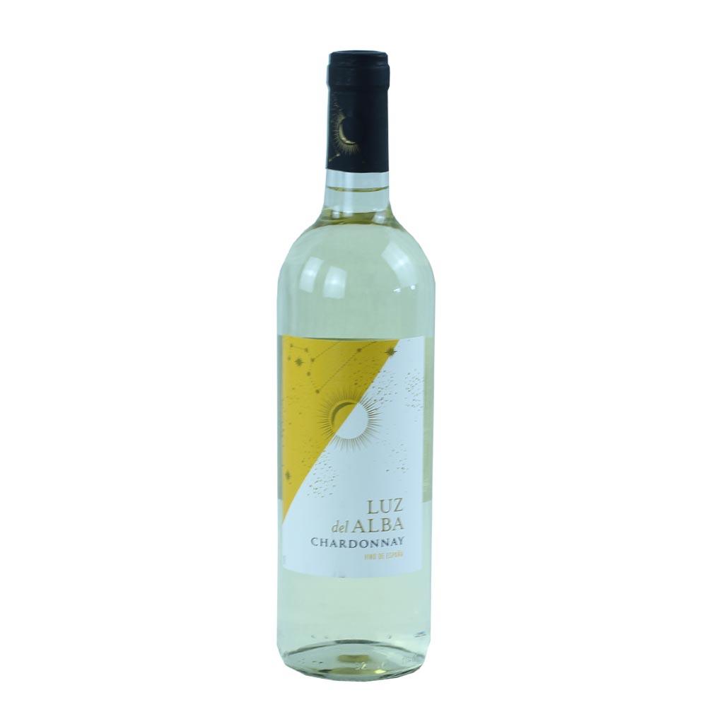 Luz del Alba - Vin blanc cabernet Chardonnay - 75 cl