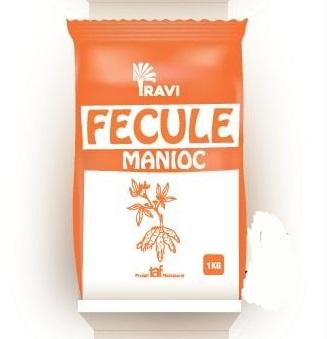 Taf - Fécule pur manioc - 1kg