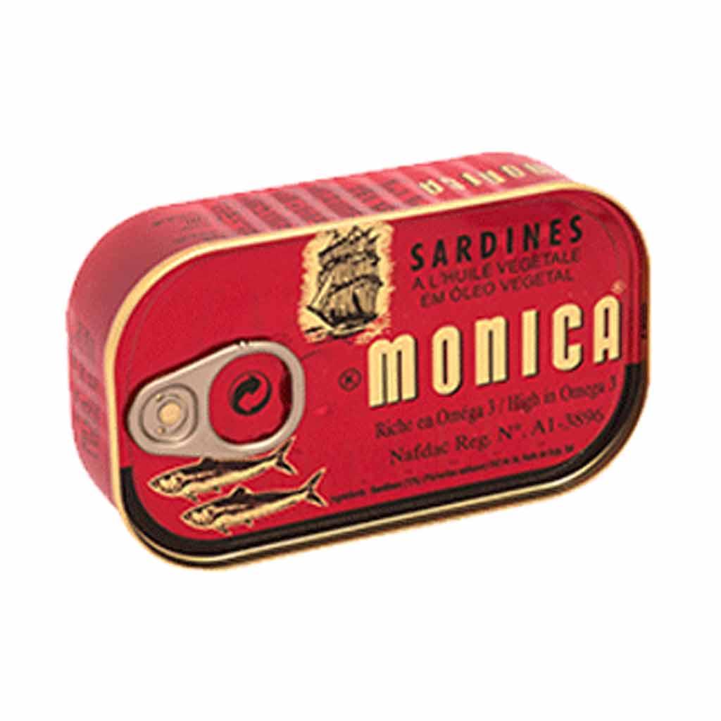 Monica - Sardine - 125g