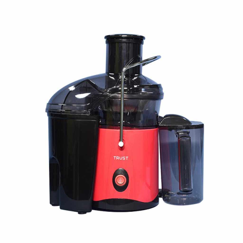 Trust - Extracteur de jus rouge et noir - 800ml