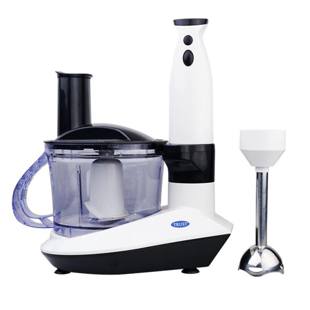 Trust - Robot de cuisine multifonction - 1,5L