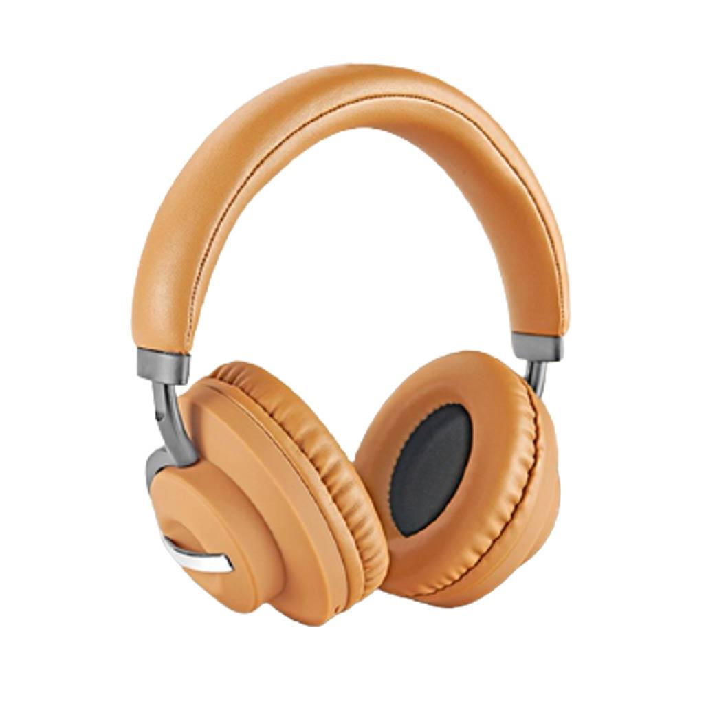 KLGO - Casque Bluetooth B7 - Marron