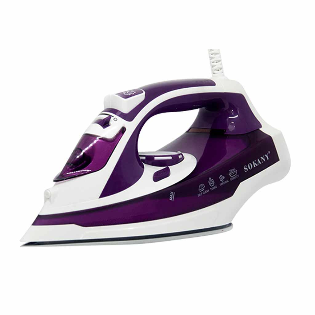 Sokany - Fer à repasser Violet - 2400W