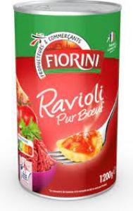 Fiorini - Raviolis pur boeuf 1/2 - 400g