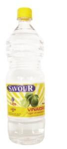 Savour - Vinaigre Blanc 4,5° -1L