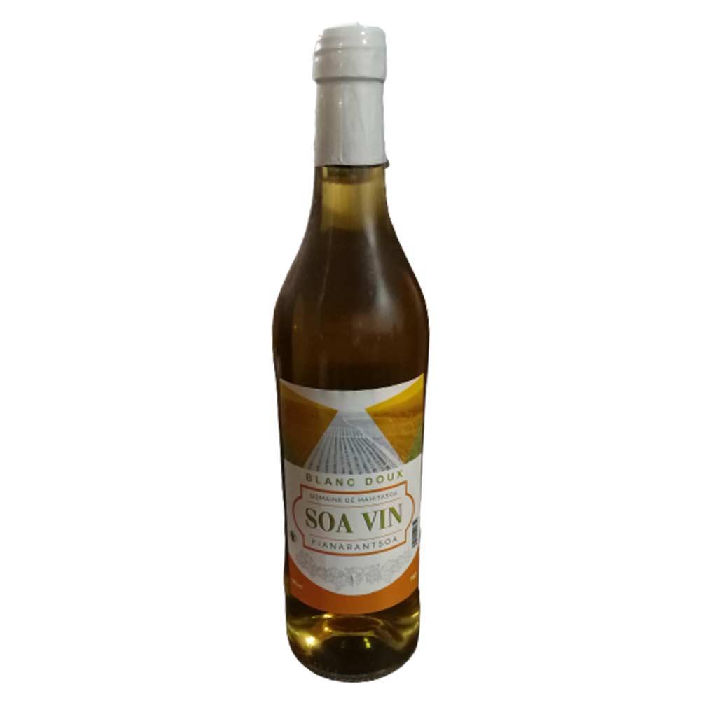 Soa Vin - Vin blanc doux - 50Cl