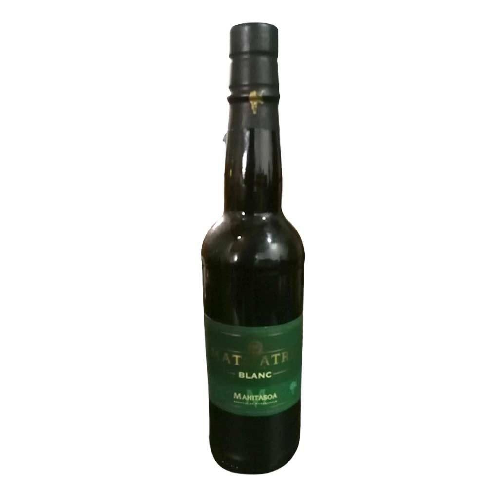 Matsiatra - Vin doux blanc - 37,5Cl