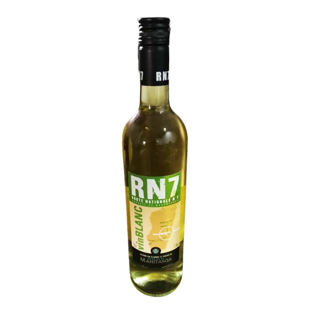 RN7 - Vin blanc - 750ml