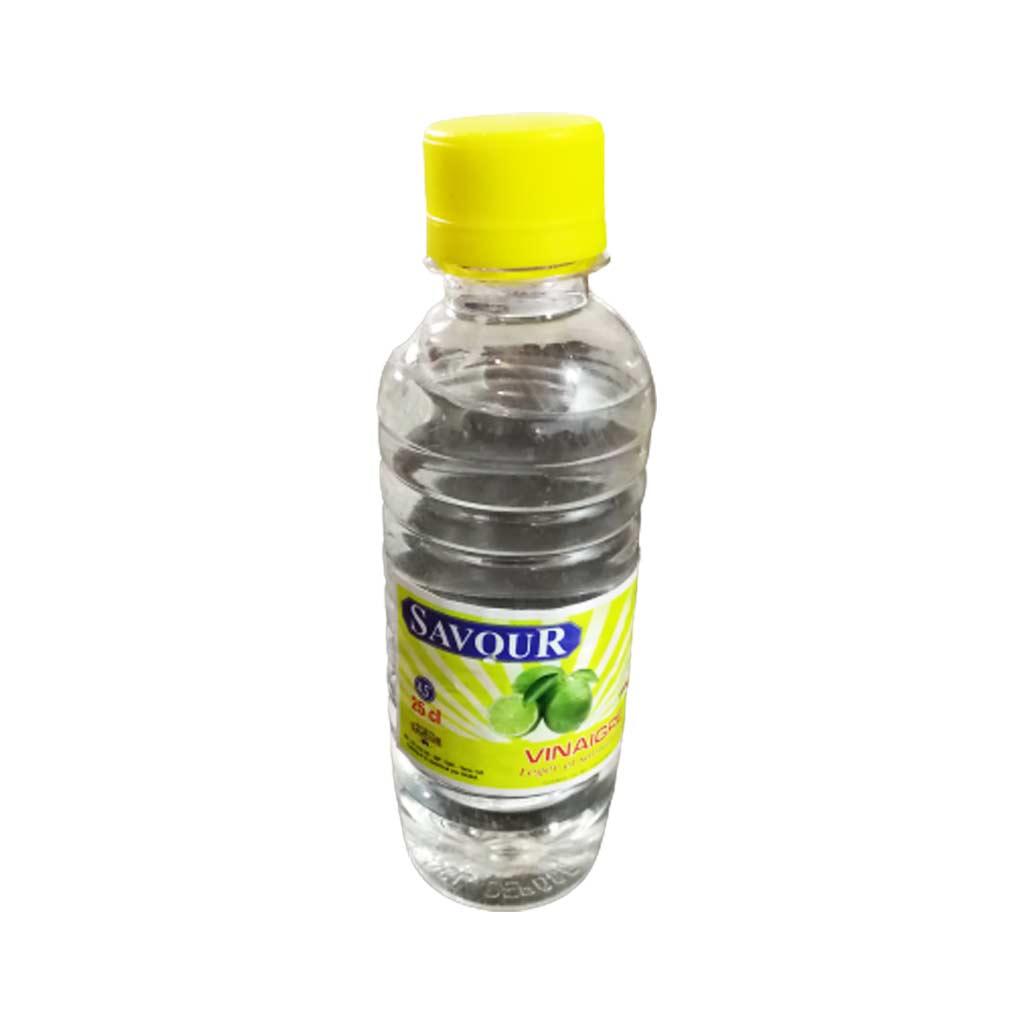 Savour - Vinaigre Blanc - 25cl