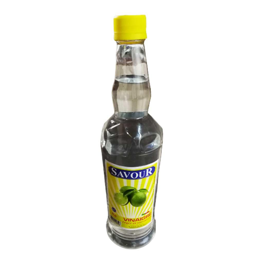 Savour - Vignaigre Blanc 4,5° - 75 cl