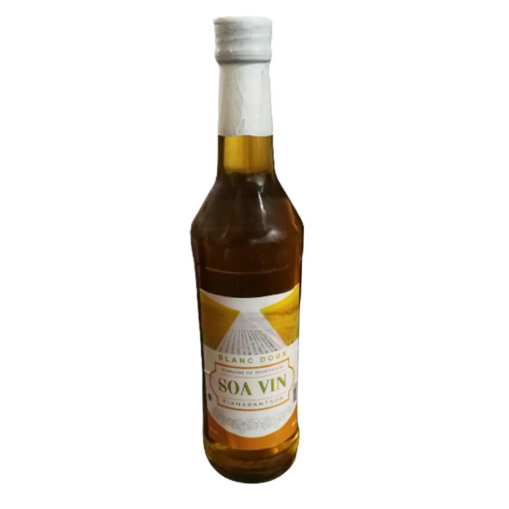 Soa Vin - Vin blanc doux - 70Cl