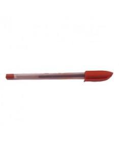 REYNOLDS - Stylo à bille pte 1mm - Rouge