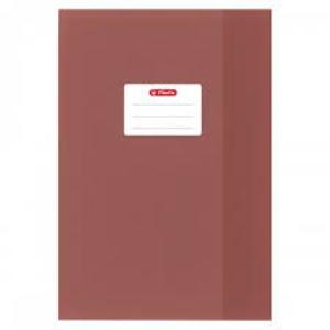 Office - Protège cahier Gm Marron - A4