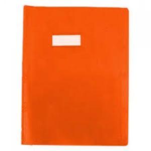 Office - Protège cahier Gm Orange - A4