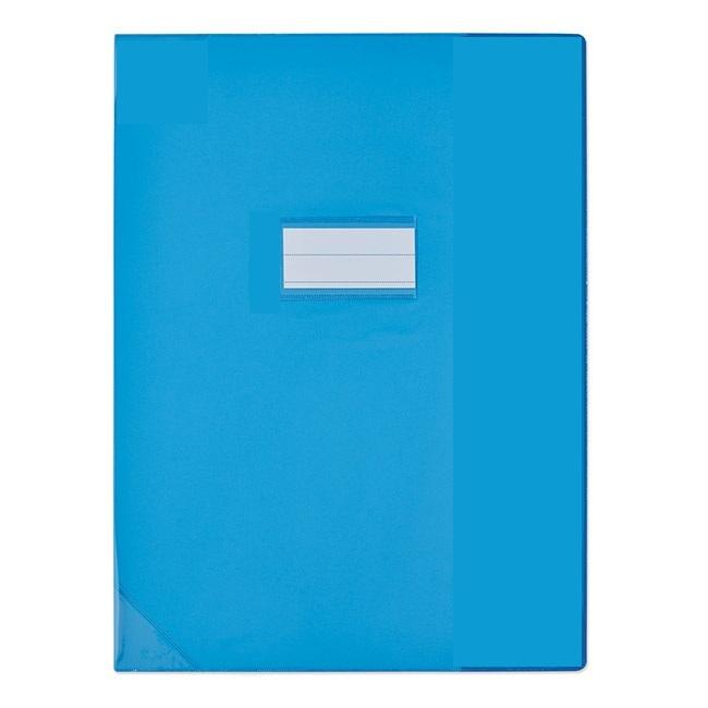 Office - Protège cahier Gm Bleu Clair - A4