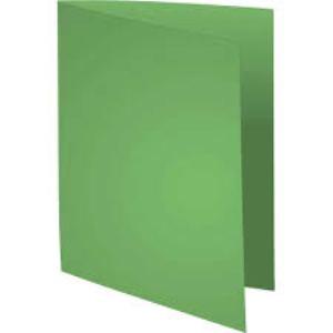 Chemise cartonée 24 x 32 - Vert lagune