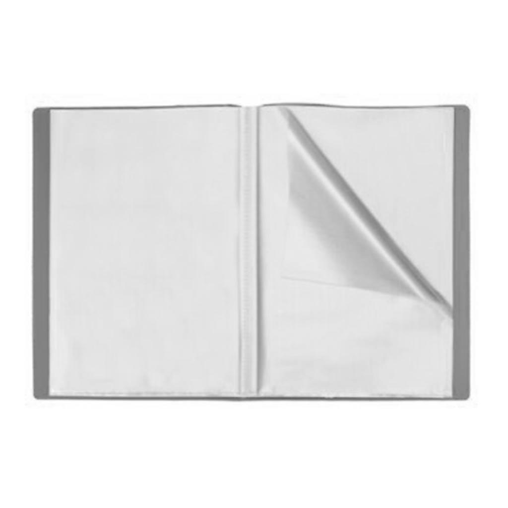 Office Plast - Protège-Document en PP Openline - 60 Vues -Transparent