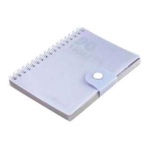 Mintra - Carnet de Notes Violet - 90 feuilles
