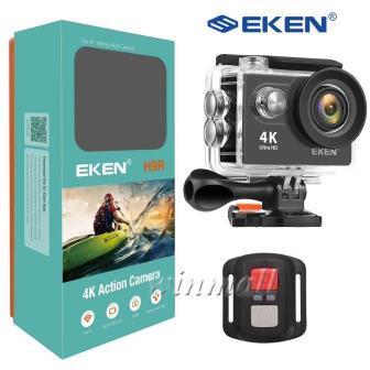 EKEN - GoPro H9r Ultra HD 4K - Pour la plongée