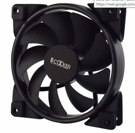 PC Cooler - Ventilo 120mm
