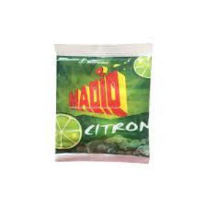 MADIO - Savon en poudre - Parfum citron - 30g