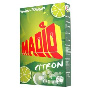 MADIO - Détergent en poudre Citron  - 250g