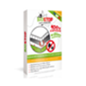 BIOSTOP - Ampoule anti - insectes + Adapteur 1.5m