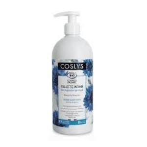COSLYS - Toilette intime gel hypoallergénique BIO - 450 ml