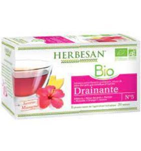 Herbesan -  Infusion Bio Drainante