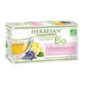 Herbesan - Infusion Bio Allaitement