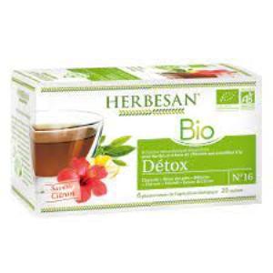 HERBESAN - Infusion Bio Détox