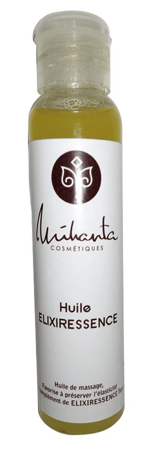 Mihanta cosmetique - HUILE Elixiressence -100ml