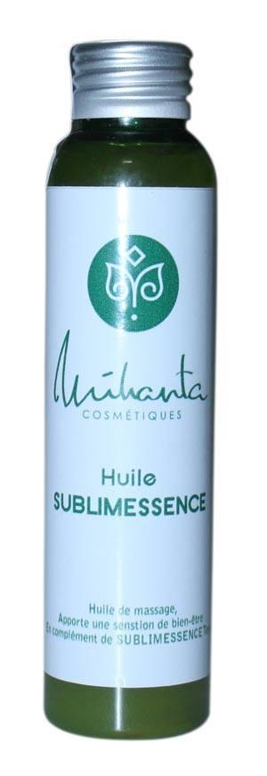 Mihanta cosmetique - HUILE SUBLIMESSENCE 100ml