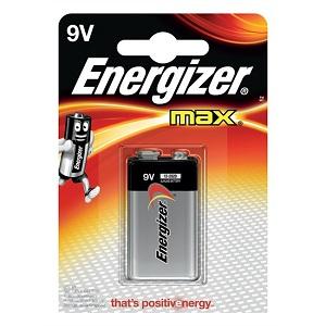 Energizer - Pile Plaquette de 1 pile 9V