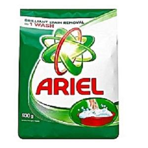 ARIEL - SAVON EN POUDRE JUBILEE 500G