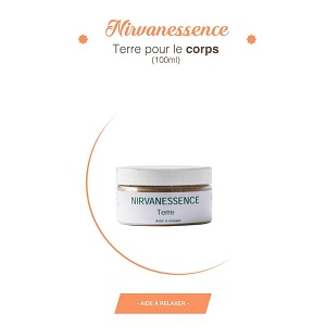 Mihanta cosmetique -TERRE NIRVANESSENCE- corps100ml