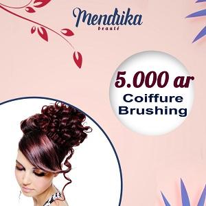 Mendrika beauté - Coiffure - Brushing