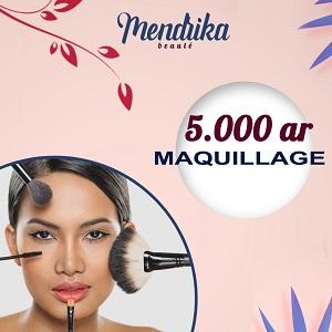 Mendrika Beauté - Maquillage